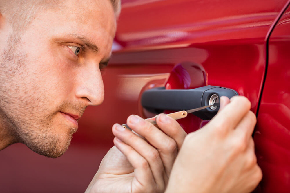 What Do Locksmiths Use to Unlock Cars