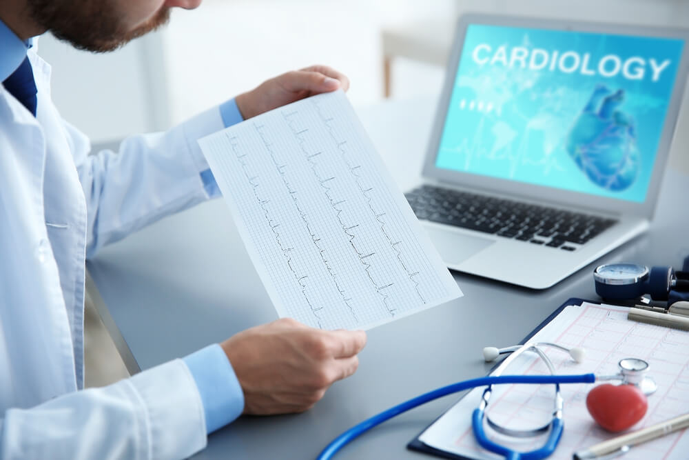 What Does a Cardiologist Do at Your First Appointment?