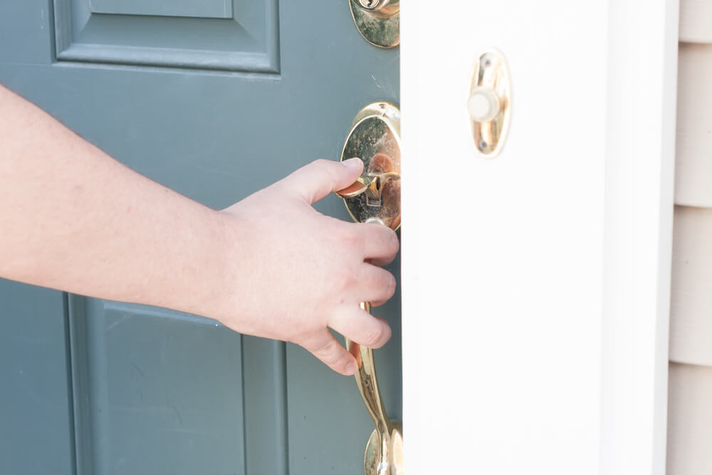 How to Get into a Locked House