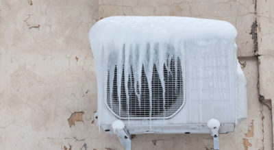 What Do You Do When Your Air Conditioner Freezes Up?
