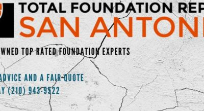Total Foundation Repair San Antonio