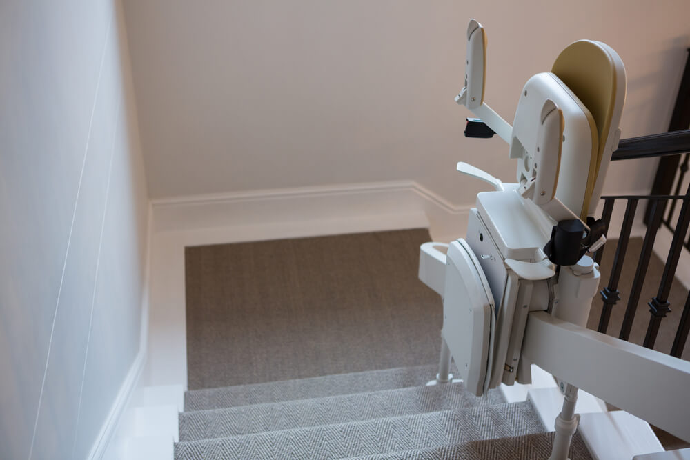 Does Medicare Cover Stair Lifts for those with Disabilities?