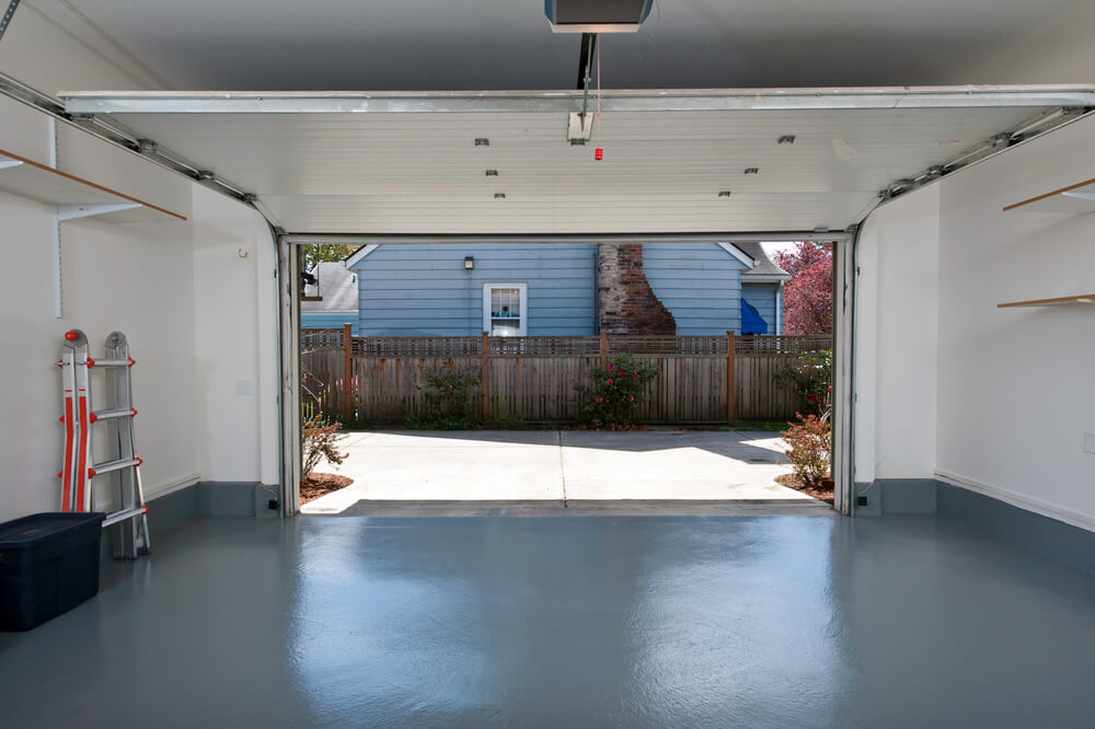 How to Clean Oil Off Garage Floors