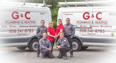 G&C Plumbing and Heating