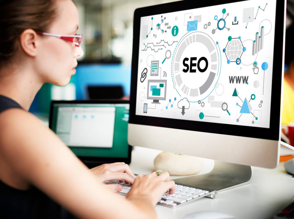 SEO Website Design Inspiration