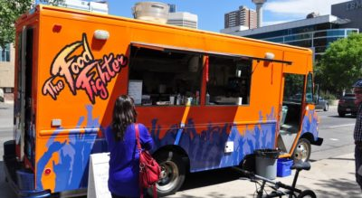 How to Book a Food Truck