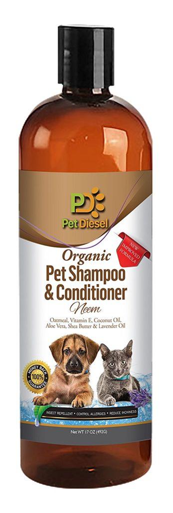 Pet Shampoo & Conditioner