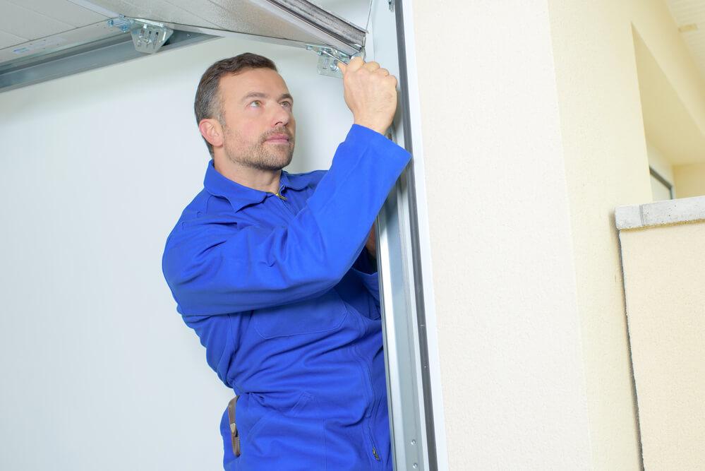 How To Repair A Buckled Garage Door Global Cool