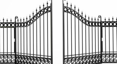 How To Remove Rust From Your Metal Gate